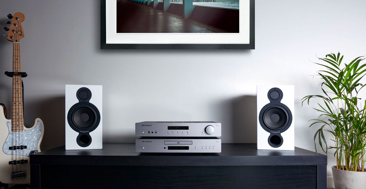 Cambridge audio presenta la nuova serie AX