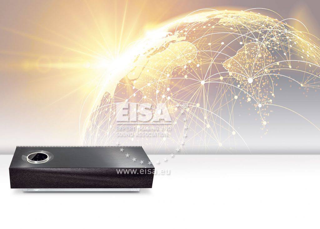 Naim Mu-so 2nd generation ottiene il premio EISA per miglior sistema All-In-One
