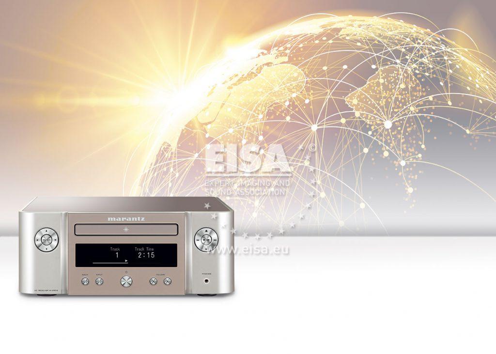 Marantz Melody X (M-CR612) vince il premio EISA come miglior sistema Compact Stereo