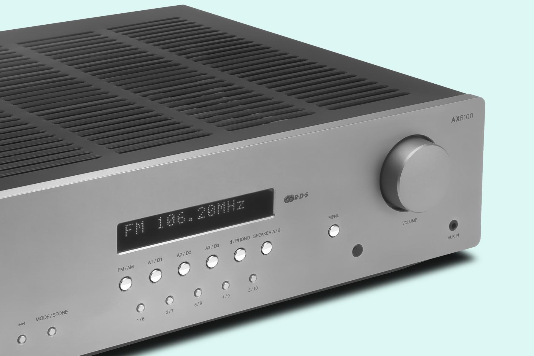 Cambridge Audio AX R 85 e AX R 100